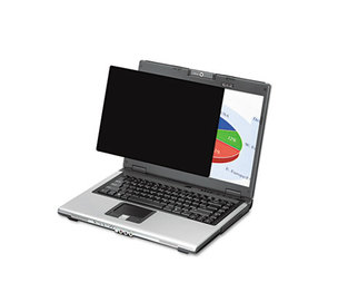 "Fellowes, Inc FEL4800101 PrivaScreen Blackout Privacy Filter for 15"" LCD/Notebook by FELLOWES MFG. CO."
