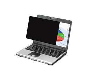 """Fellowes, Inc FEL4800701 PrivaScreen Blackout Privacy Filter for 15.4"""" Widescreen LCD/Notebook, 16:10 by FELLOWES MFG. CO."""