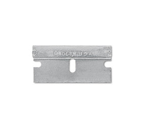 Great Neck Saw Manufacturers, Inc 12854 Single Edge Safety Blades for Standard Safety Scrapers, 10/Pack by GREAT NECK SAW MFG.