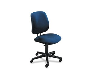 HON COMPANY 7701AB90T 7700 Series Swivel Task chair, Blue by HON COMPANY