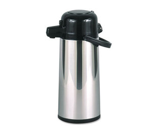 Hormel Foods Corporation PAE-22B Commercial Grade 2.2L Airpot, w/Push-Button Pump, Stainless Steel by HORMEL CORP