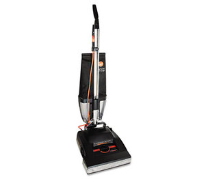 HOOVER COMPANY C1800-010 Conquest Bagless Upright Vacuum, 25lb, Black by HOOVER COMPANY