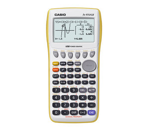 Casio Computer Co., Ltd FX-9750GII-SC FX-9750GII Graphing Calculator (School Property Edition)