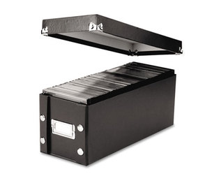 IdeaStream Consumer Products, LLC SNS01521 Media Storage Box, Holds 60 Slim/30 Std. Cases by IDEASTREAM CONSUMER PRODUCTS
