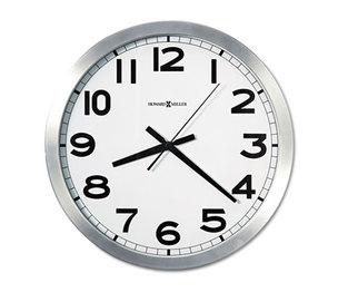 "Howard Miller 625-450 Round Wall Clock, 15-3/4"" by HOWARD MILLER CLOCK CO."