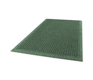 Millennium Mat Company, LLC EG030504 EcoGuard Indoor/Outdoor Wiper Mat, Rubber, 36 x 60, Charcoal by MILLENNIUM MAT COMPANY