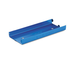MMF INDUSTRIES 211010508 Rolled Coin Aluminum Tray w/Denomination & Quantity Etched on Side, Blue by MMF INDUSTRIES