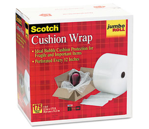"""3M 7953 Recyclable Cushion Wrap, 12"""" x 175 ft. by 3M/COMMERCIAL TAPE DIV."""