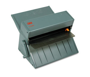 "3M LS1000VAD Heat-Free Laminator, 12"" Wide, 1/10"" Maximum Document Thickness by 3M/COMMERCIAL TAPE DIV."
