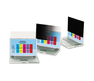 "3M PF21.3 Blackout Frameless Privacy Filter for 21.3"" LCD Monitor by 3M DATA PRODUCTS"