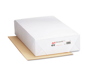 PACON CORPORATION 4212 Cream Manila Drawing Paper, 60 lbs., 12 x 18, 500 Sheets/Pack by PACON CORPORATION