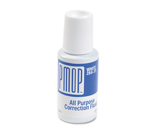 Sanford, L.P. 2841178 All Purpose Correction Fluid, 18 ml Bottle, White by SANFORD