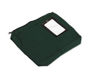 PM Company, LLC 4646 Expandable Dark Green Transit Sack, 14w x 11h x 3d by PM COMPANY