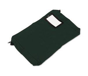 PM Company, LLC 4647 Expandable Dark Green Transit Sack, 18w x 4d x 14h by PM COMPANY