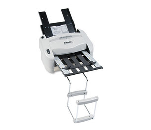 PREMIER MARTIN YALE P7400 Model P7400 RapidFold Light-Duty Desktop AutoFolder, 4000 Sheets/Hour by PREMIER MARTIN YALE