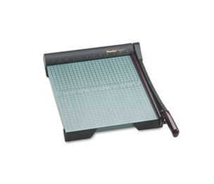 "PREMIER MARTIN YALE W15 The Original Green Paper Trimmer, 20 Sheets, Wood Base, 13"" x 17 1/2"" by PREMIER MARTIN YALE"