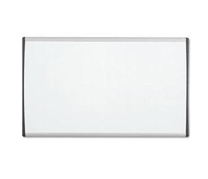 Quartet ARC2414 Magnetic Dry-Erase Board, Steel, 14 x 24, White Surface, Silver Aluminum Frame by QUARTET MFG.