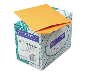 QUALITY PARK PRODUCTS 41465 Catalog Envelope, 9 x 12, Brown Kraft, 250/Box by QUALITY PARK PRODUCTS