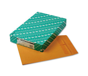 QUALITY PARK PRODUCTS 43767 Redi-Seal Catalog Envelope, 10 x 13, Brown Kraft, 100/Box by QUALITY PARK PRODUCTS