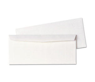 QUALITY PARK PRODUCTS 90020 Business Envelope, Contemporary, #10, White, 500/Box by QUALITY PARK PRODUCTS