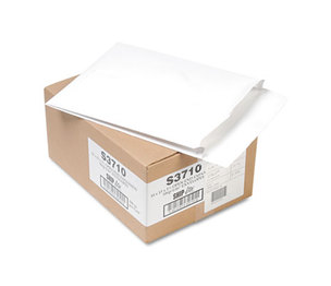 QUALITY PARK PRODUCTS S3710 Ship-Lite Redi-Flap Expansion Mailer, 10 x 13 x 1 1/2, White, 100/Box by QUALITY PARK PRODUCTS