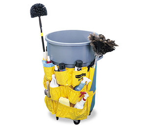RUBBERMAID COMMERCIAL PROD. 264200 Brute Caddy Bag, Yellow by RUBBERMAID COMMERCIAL PROD.