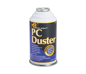 READ/RIGHT RR3509 PC Duster Nonflammable Spray Refill, 10oz Can by READ/RIGHT