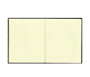 REDIFORM OFFICE PRODUCTS 56211 Texhide Accounting Book, Black/Burgundy, 150 Green Pages, 10 3/8 x 8 3/8 by REDIFORM OFFICE PRODUCTS