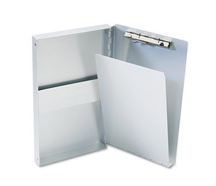 "Saunders Mfg. Co. Inc 10507 Snapak Aluminum Forms Folder, 3/8"" Capacity, Holds 5-2/3w x 9-1/2h, Silver by SAUNDERS MFG. CO., INC."