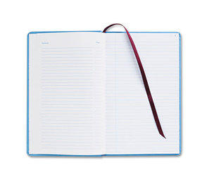 Cardinal Brands, Inc ARB712CR1 Record Ledger Book, Blue Cloth Cover, 150 7 1/2 x 12 Pages by CARDINAL BRANDS INC.