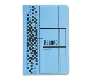 Cardinal Brands, Inc ARB712CR5 Record Ledger Book, Blue Cloth Cover, 500 7 1/2 x 12 Pages by CARDINAL BRANDS INC.