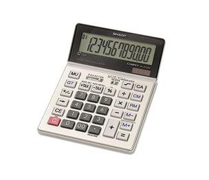 Sharp Electronics VX2128V VX2128V Commercial Desktop Calculator, 12-Digit LCD by SHARP ELECTRONICS