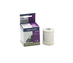 Seiko Instruments USA, Inc SLP35L Self-Adhesive Small Multipurpose Labels, 7/16 x 1-1/2, White, 300/Box by SEIKO INSTRUMENTS USA, INC.