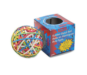 ACCO Brands Corporation A7072155 Rubber Band Ball, Minimum 260 Rubber Bands by ACCO BRANDS, INC.