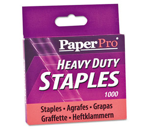 "Accentra, Inc. 1913 Heavy-Duty Staples, 1/2"" Leg Length, 1000/Box by ACCENTRA, INC."