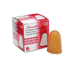 LEE Tippi Micro-Gel Fingertip Grips Size 9 Large Assorted 10//Pack 61090