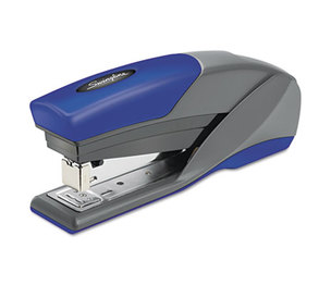 ACCO Brands Corporation S7066404 Light Touch Reduced Effort Full Strip Stapler, 20-Sheet Capacity, Blue by ACCO BRANDS, INC.