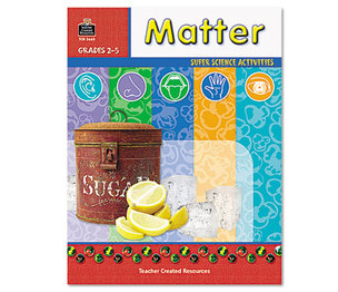 TEACHER CREATED RESOURCES TCR3660 Super Science Activities/Science, Grades 2-5, 48 Pages by TEACHER CREATED RESOURCES