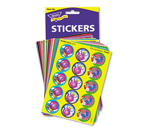 TREND ENTERPRISES, INC. T089 Stinky Stickers Variety Pack, General Variety, 480/Pack by TREND ENTERPRISES, INC.