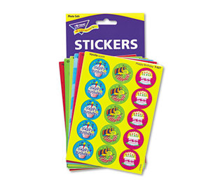 TREND ENTERPRISES, INC. T580 Stinky Stickers Variety Pack, Holidays and Seasons, 432/Pack by TREND ENTERPRISES, INC.