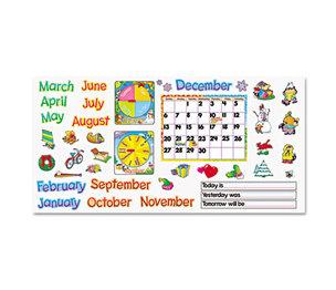 "TREND ENTERPRISES, INC. T8302 Monthly Calendar (with Cling) Bulletin Board Set, 22"" x 17"" by TREND ENTERPRISES, INC."