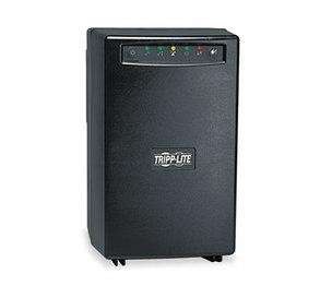 Tripp Lite SMART750 SMART750 SmartPro 750VA Tower UPS, 120V with USB, 6 Outlet by TRIPPLITE
