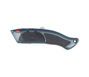 ACME UNITED CORPORATION 18026 Auto-Load Razor Blade Utility Knife with Ten Blades by ACME UNITED CORPORATION