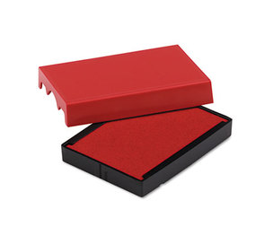 U.S. Stamp & Sign 5149 Trodat T4729 Dater Replacement Pad, 1 9/16 x 2, Red by U. S. STAMP & SIGN