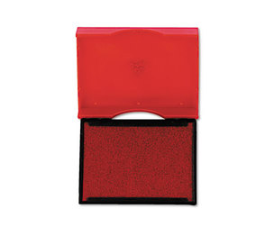 U.S. Stamp & Sign 5135 Trodat T4750 Stamp Replacement Pad, 1 x 1 5/8, Red by U. S. STAMP & SIGN