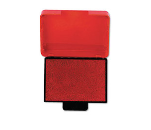 U.S. Stamp & Sign 5093 Trodat T5430 Stamp Replacement Ink Pad, 1 x 1 5/8, Red by U. S. STAMP & SIGN