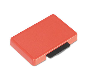 U.S. Stamp & Sign 5097 T5440 Dater Replacement Ink Pad, 1 1/8 x 2, Red by U. S. STAMP & SIGN