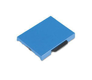 U.S. Stamp & Sign 5107 T5470 Dater Replacement Ink Pad, 1 5/8 x 2 1/2, Blue by U. S. STAMP & SIGN