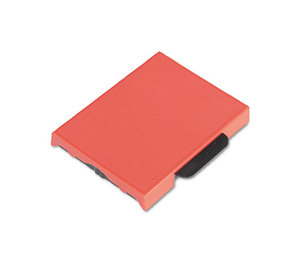 U.S. Stamp & Sign 5106 T5470 Dater Replacement Ink Pad, 1 5/8 x 2 1/2, Red by U. S. STAMP & SIGN