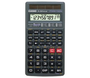 Casio Computer Co., Ltd FX-260SLRSC FX-260 Solar Scientific Calculator